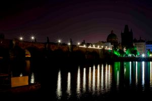St Charles Bridge Within Walking Distance